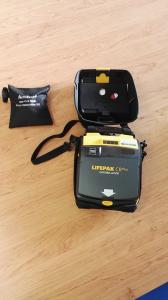 AED Lifepak CR Plus