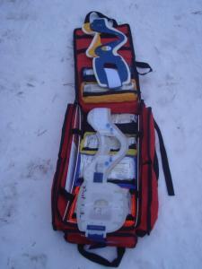 Zdravotnický batoh