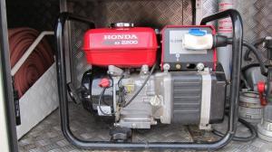 Elektrocentrála Honda EZ2200: