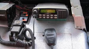 Automobilová radiostanice Motorola GM 360