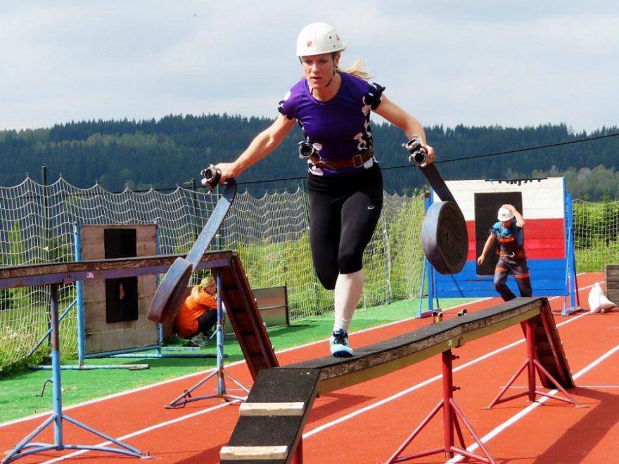 100 m překážek
